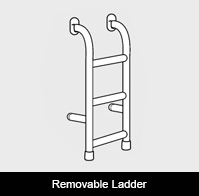 Custom Made Stainless Steel Boat Ladders - Engineered Yacht